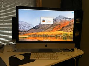 "2011 iMac 27"" for Sale in Chicago, IL"
