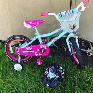 """Girls Bike 16"""" wheels for Sale in Sacramento, CA"""
