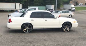 2001 ford crown Vic (car, dirk bike, ATV, quad,rims,) for Sale in Lithia Springs, GA