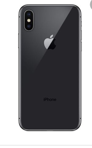 AT&T IPhone X for Sale in Stockton, CA