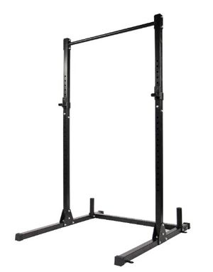 Everyday Essentials Multi-Function Adjustable Power Rack Exercise Squat Stand with J-Hooks and Other Accessories, 500-Pound BOX BRAND NEW for Sale in Artesia, CA