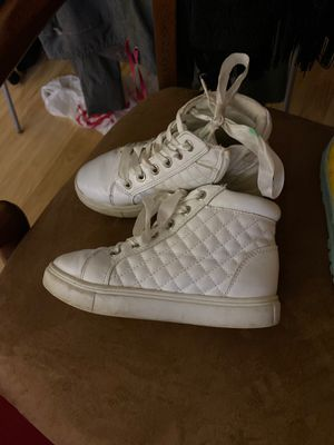 High tops by justice for Sale in Saginaw, MI