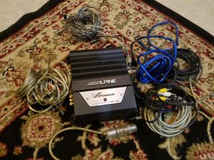 ALPINE , AMPLIFIER .MRP-T220 for Sale in Falls Church, VA