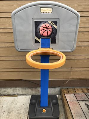 Free Basketball Hoop for Sale in Tacoma, WA