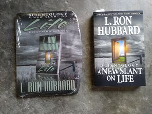 L. Ron Hubbard Book and CD for Sale for sale  Orlando, FL