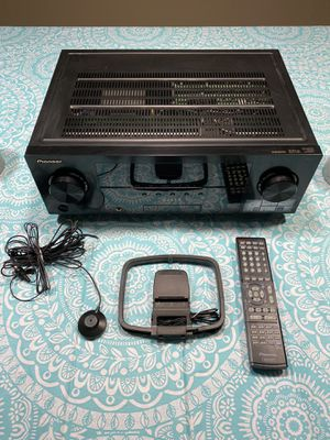Pioneer VSX-42 Elite Home Theater Receiver for Sale in North Las Vegas, NV