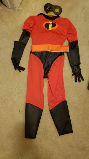 Disney incredibles dash deluxe costume size small 4-6 for Sale in MAYFIELD VILLAGE, OH