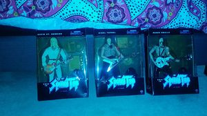 Spinal Tap Action Figure Set - MIB for Sale in Stamford, CT