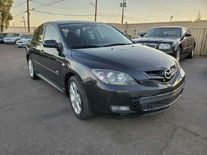 2009 Mazda 3 HATCHBACK, CLEAN CARFAX for Sale in Phoenix, AZ