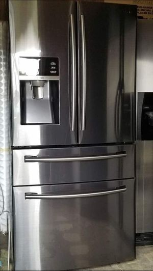 Brand new 4 door fridges, 3 door, 2 doors, washer and dryer, gas stoves and other home appliances from Samsung for Sale in Washington, DC