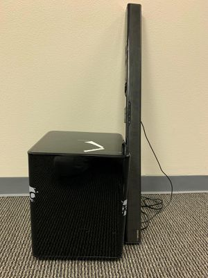 Samsung Soundbar and Wireless Subwoofer for Sale in Hoffman Estates, IL