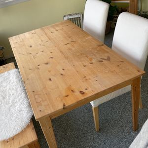 IKEA Dining Table, Chairs, and Bench for Sale in Covington, WA