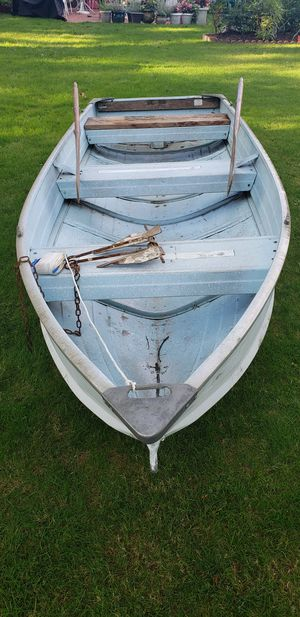 14' Aluminum Aquaswan boat for Sale in Cleveland, OH