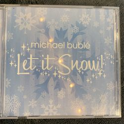 """Michael Buble' """"Let It Snow"""" for Sale in Boise,  ID"""