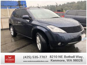 2003 Nissan Murano for Sale in Kenmore, WA