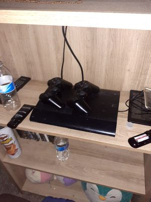 Ps3 comes with 6 games for Sale in Houston, TX