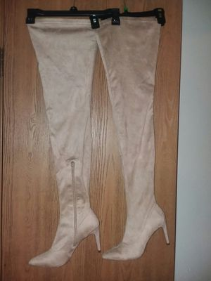 Brand New, never worn thigh high boots for Sale in Columbus, OH
