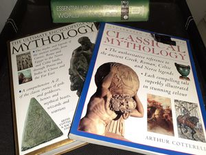 3- Mythology Books for Sale in St. Louis, MO