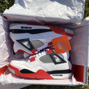 Jordan 4s 'fire red' for Sale in Lynwood, CA
