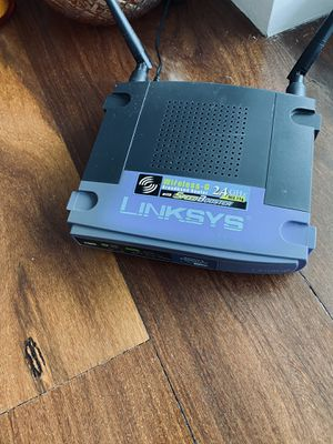 Linksys Wireless Broadband Router for Sale in Miami, FL