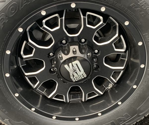 18 Inch XD Series 8x180 Now On Used 35s For Sale In Kent