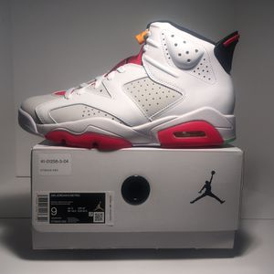 """Air Jordan 6 Retro """"hares"""" Size 9 for Sale in Anderson, SC"""