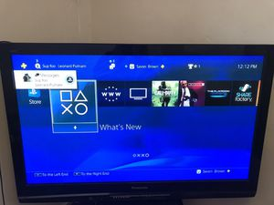 "Panasonic 50"" Tv for Sale in Cleveland, OH"