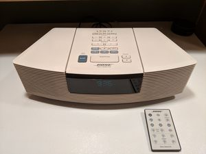 BOSE Wave Radio w/ Remote Speakers Stereo System Audio for Sale in San Diego, CA