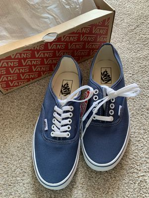 Brand New VANS Fashion shoes size 7.5 for Sale in Portsmouth, VA
