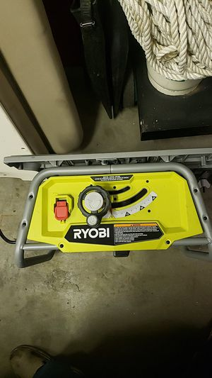 Ryobi table saw for Sale in Yorktown, VA