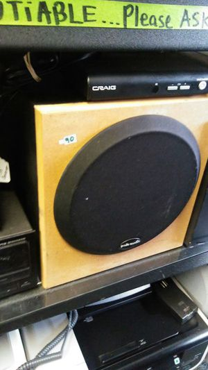 Polk audio for Sale in Farmington, MI