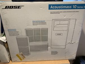 Bose home theater speaker for Sale in Shadow Hills, CA