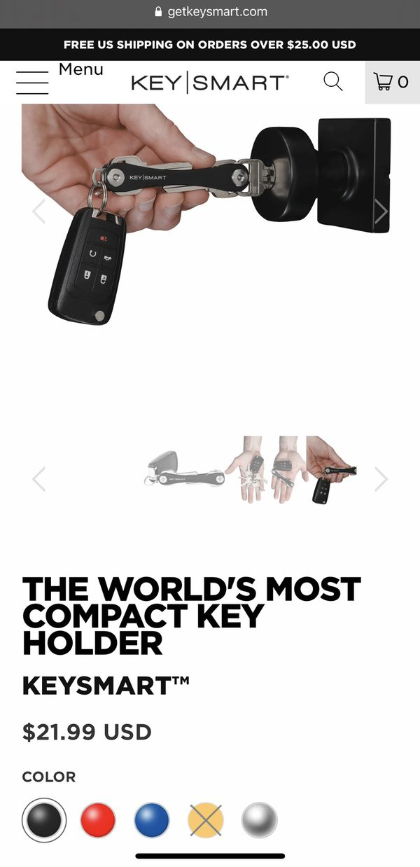 Key Smart w/ Expansion Pack