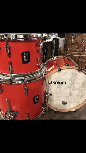 Sonor sq1 3 piece for Sale in Boston, MA