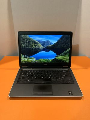 Dell e7440 laptop | i7 CPU / 256GB Solid State / Windows 10 Pro | 16GB | Full HD | Battery + Charger for Sale in Homestead, FL