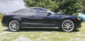 """20"""" HRE Free Flow rims with continental extreme tires for Sale in Apex, NC"""