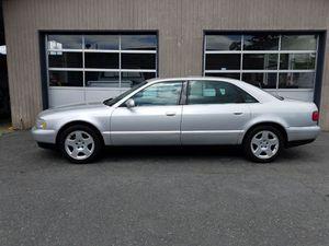2001 Audi A8 L for Sale in Mount Vernon, WA