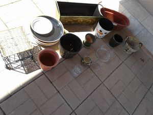 Planting pots for Sale in Schaumburg, IL