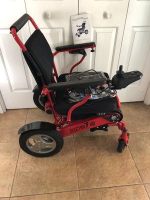 Electra hd, 2020, brand new never used. Bought for my mother and she is afraid of it. Bought brand new in March for 2900. Will let go for 2500. for Sale in Odessa, FL
