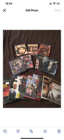 Lot of 24 New unopened DVDs for Sale in Killeen,  TX