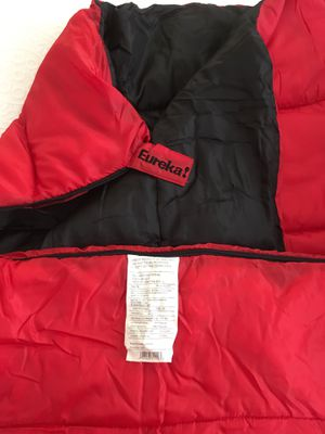 Eureka Sleeping Bag ~ Used, but excellent condition. for Sale in Miami, FL