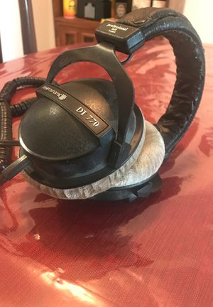 Beyerdynamic DT 770 Pro Audio Headset for Sale in Fort Lauderdale, FL