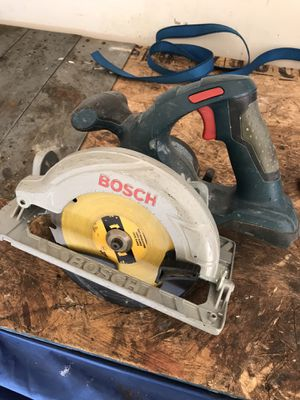 Bosch saw for Sale in York, PA