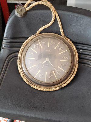 Kienzle Zodiac Clock for Sale in Visalia, CA