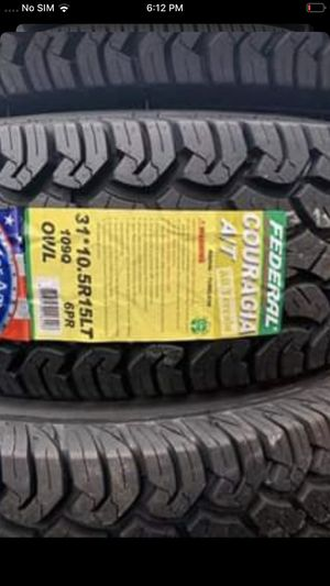 All terrain tires @wholesale prices—WE DELIVER ONLY for Sale in Anaheim, CA