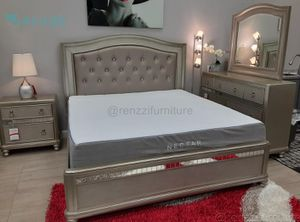 -<❈>- $1499 Bedroom Set 4PC King * Financing Available for Sale in Miami, FL