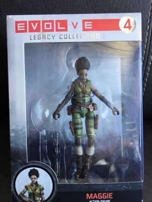 Evolve Legacy Collection-Maggie Action Figure Funko 6 inch figure NIB . for Sale in Las Vegas, NV