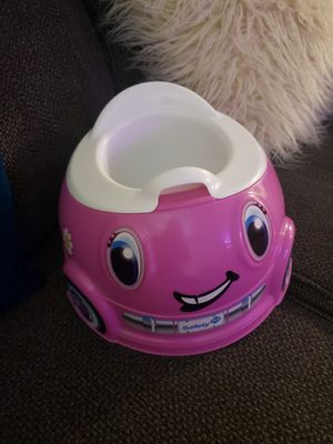 NEW! Safety 1st pink potty for Sale in Corona, CA