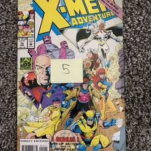 X-Men Adventures Comic for Sale in Riverside, CA