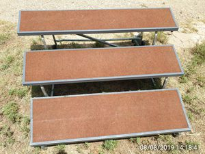 Collapsible Steps for Sale in Moran, TX